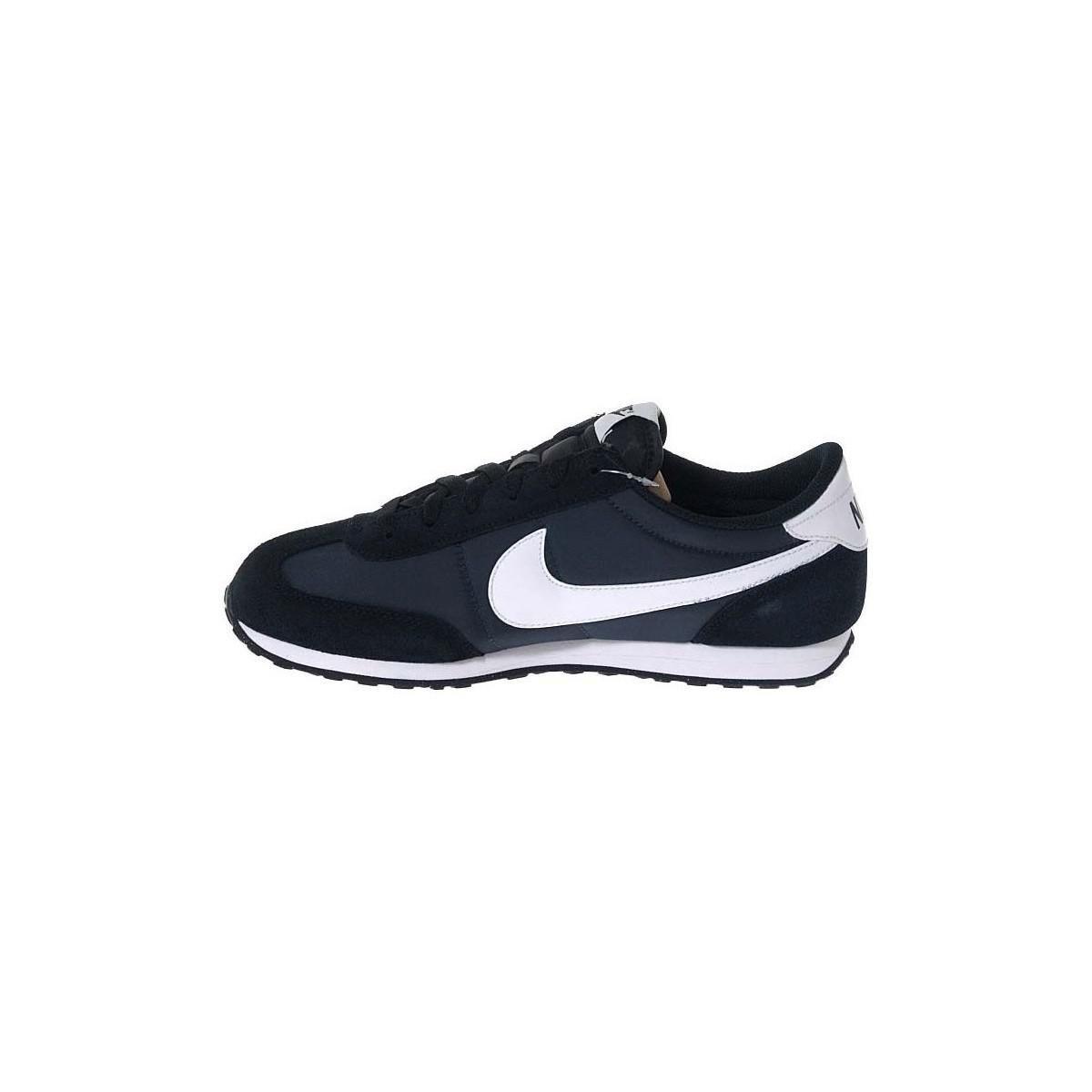 Énfasis Comienzo Prueba  Nike Mach Runner 303992 Men's Shoes (trainers) In Black for Men - Lyst