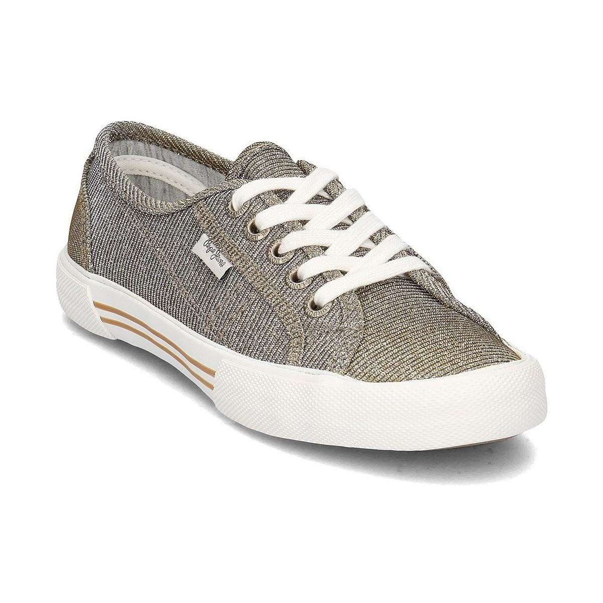 Womens Aberlady Nuit Low-Top Sneakers Pepe Jeans London Cheap In China Outlet Affordable Ebay Online Sale Best Place Cheap Sale Get Authentic r7qp7Ihw