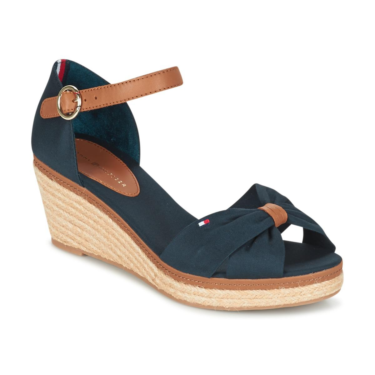 80a87d3e3a52 Tommy Hilfiger Elba 40d Women s Sandals In Blue in Blue - Save ...