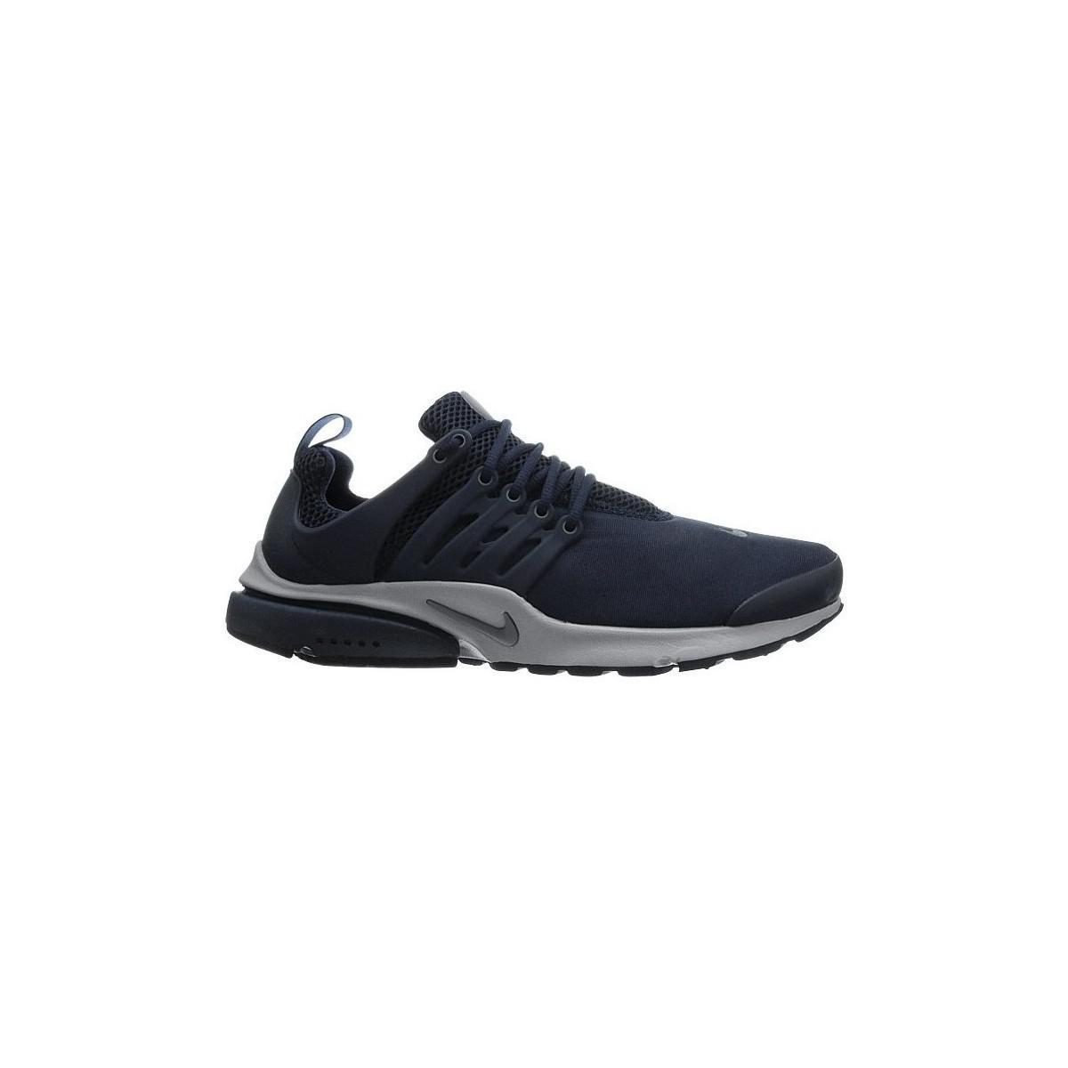 Nike Air Presto Zapatos De Hombre Esencial Formadores Para En Gris En Gris Para Formadores e85eb8