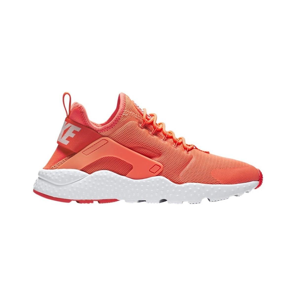 adbe3887183d1 Nike. Red W Air Huarache Run Ultra Women s Shoes (trainers) In Multicolour