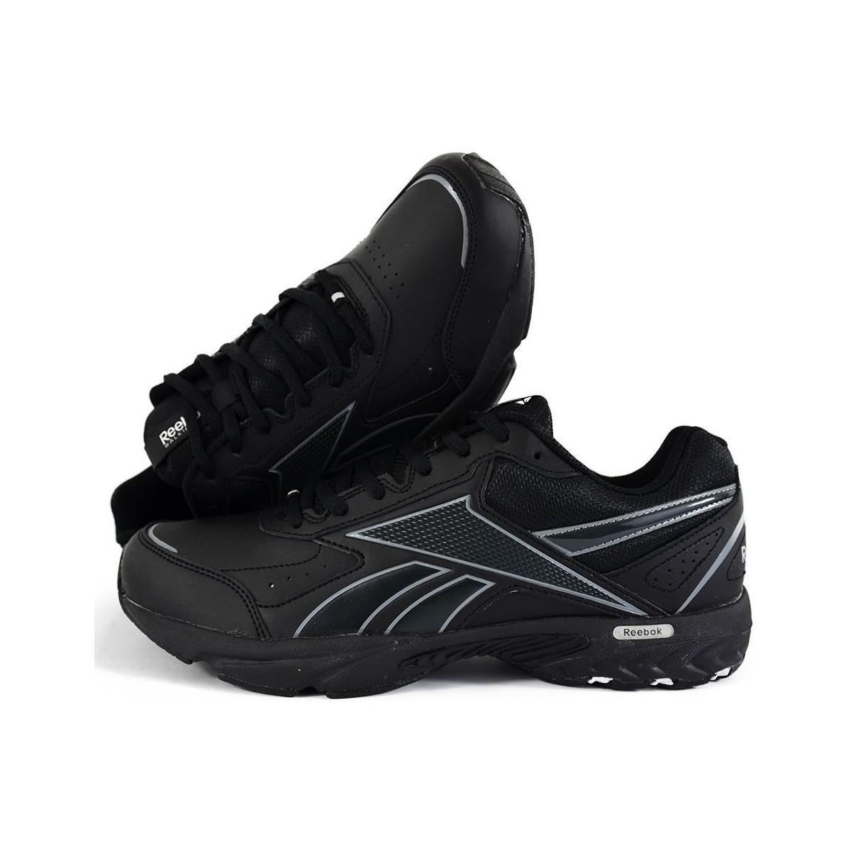 Reebok Lace Daily Cushion 30 Rs Men's Shoes (trainers) In Black for Men
