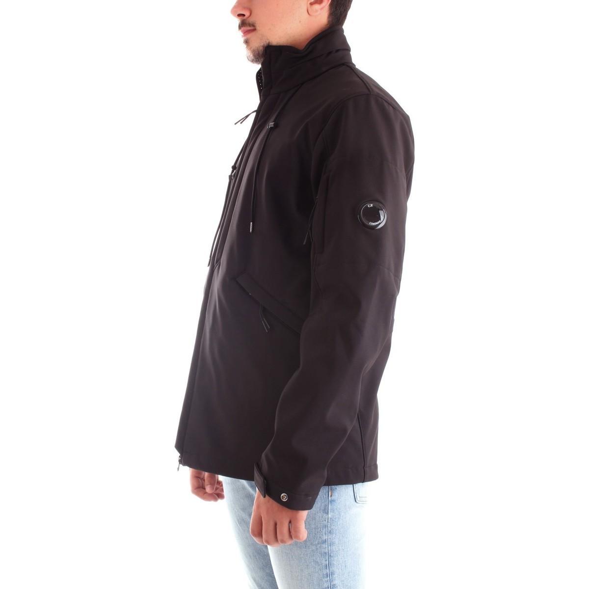 07CMOW016A-005242A hommes Blouson en Noir C P Company pour homme en coloris Noir RTQeL