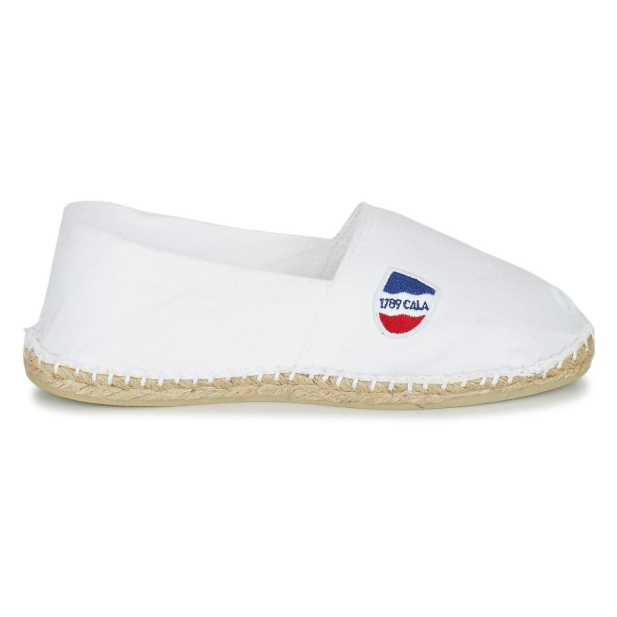 1789 Cala Unie Blanc Men's Espadrilles / Casual Shoes In White for Men - Save 18%