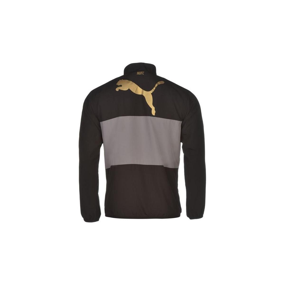 0188049ab72c0 2016-2017 Newcastle Leisure Jacket - Kids Men's Tracksuit Jacket In Black
