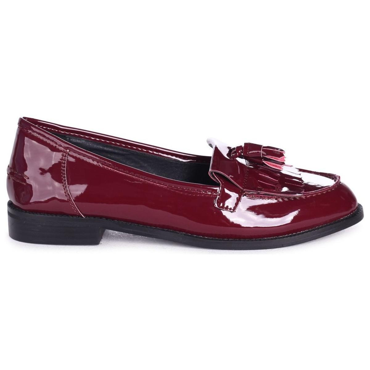 ad180eaa569 Linzi Rosemary Women s Loafers   Casual Shoes In Red in Red - Lyst