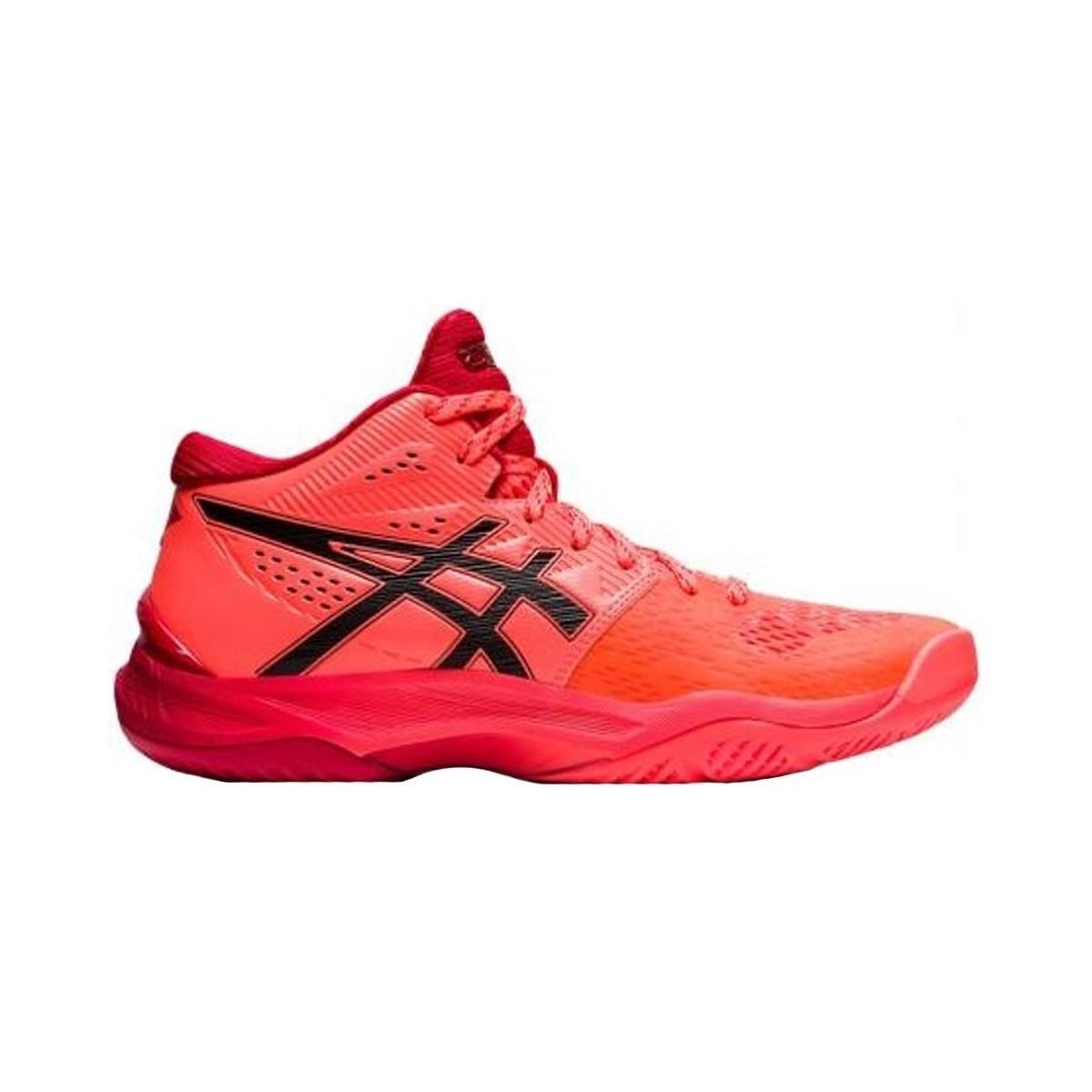 Laarzen Sky Elite FF MT Asics en coloris Rouge - 28 % de réduction ...