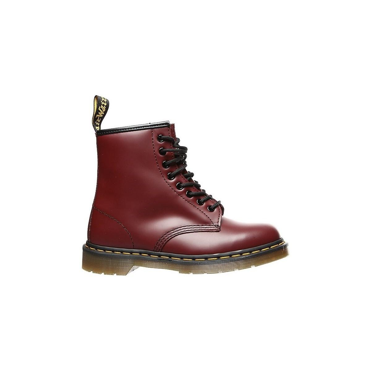 2b02937f03d Dr. Martens Multicolor 1460 Women's Safety Boots In Multicolour