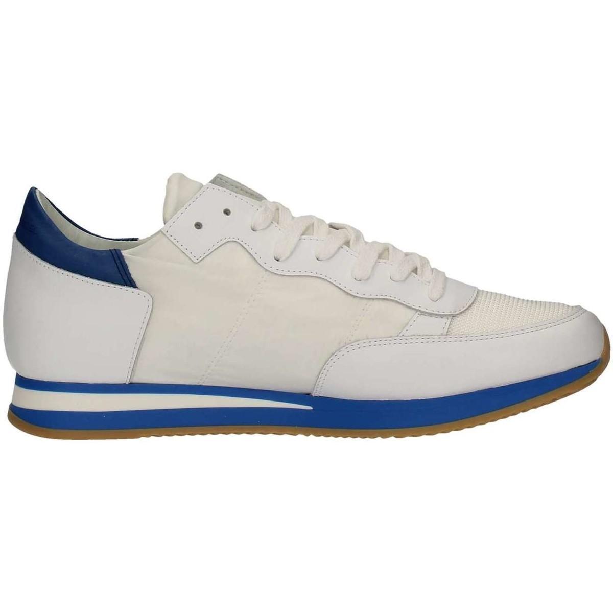 TRLUNV05 Chaussures Philippe Model pour homme en coloris Blanc