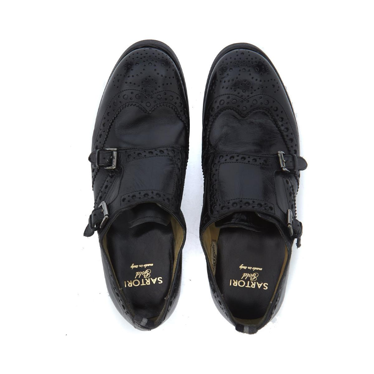 loafers with buckle womens factory