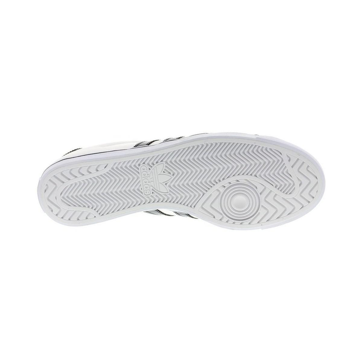 adidas Court Star Slim Women's Shoes (trainers) In White