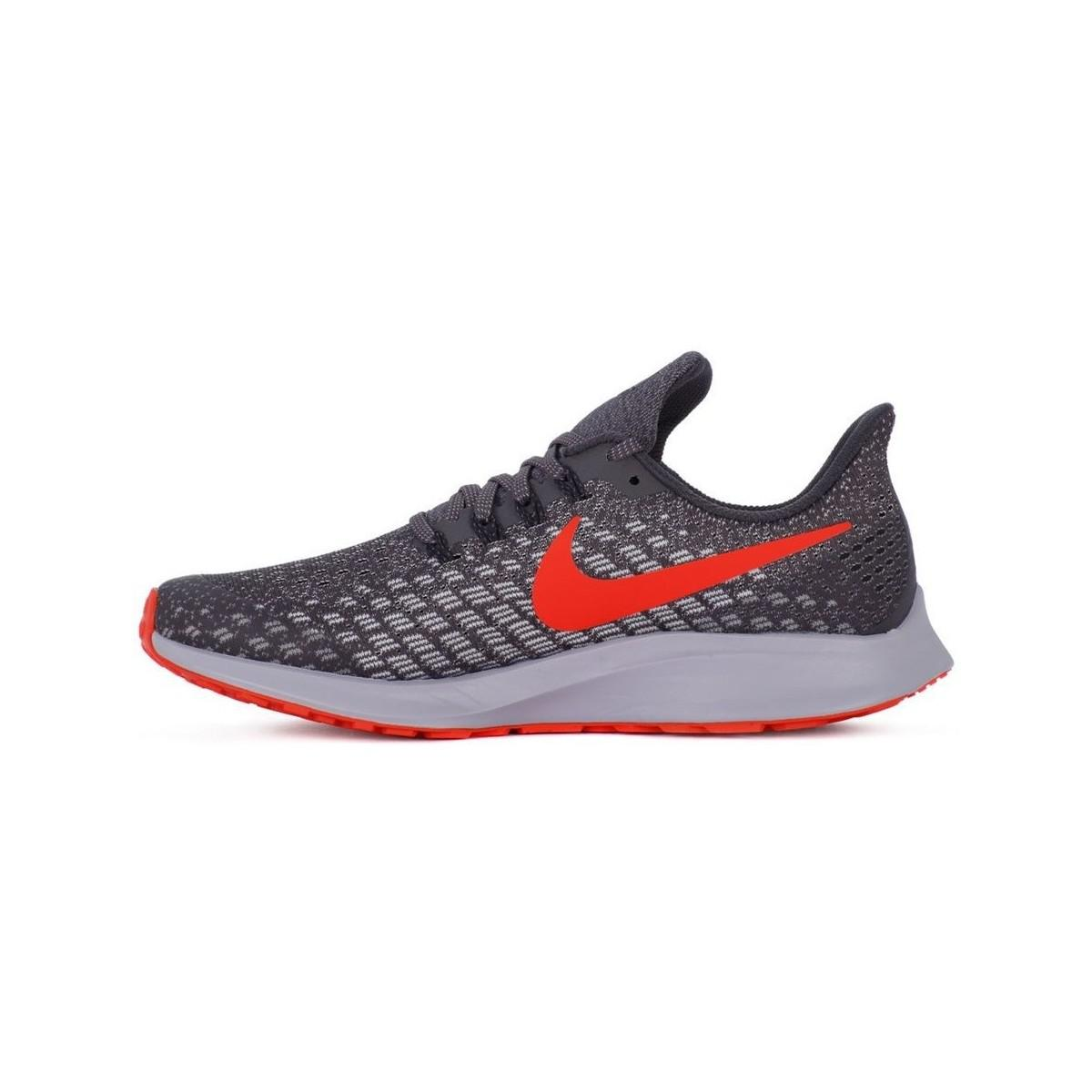 Nike Zoom Pegasus 35 Women's Shoes (trainers) In Grey in Grey
