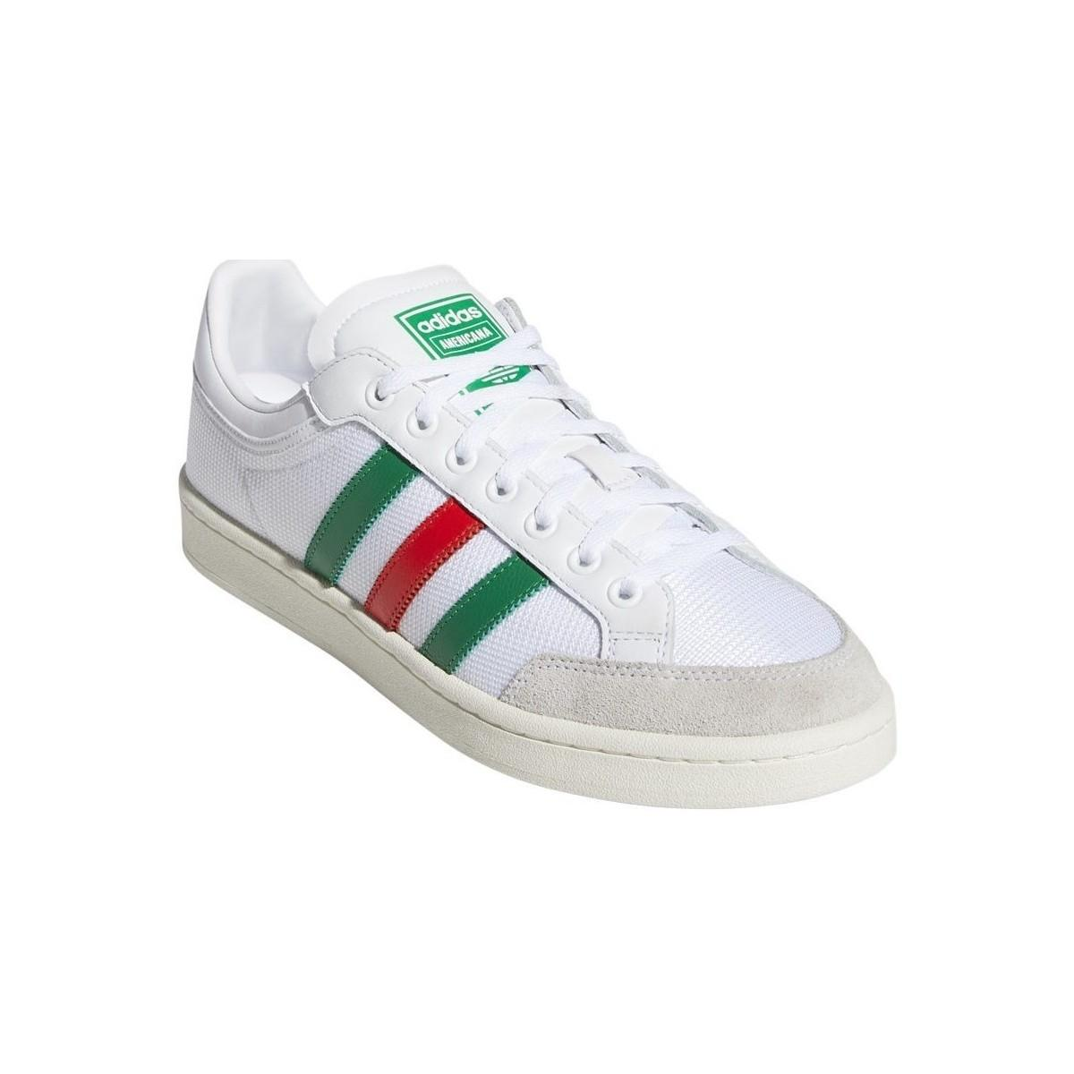 Baskets basses Americana adidas pour homme - Lyst