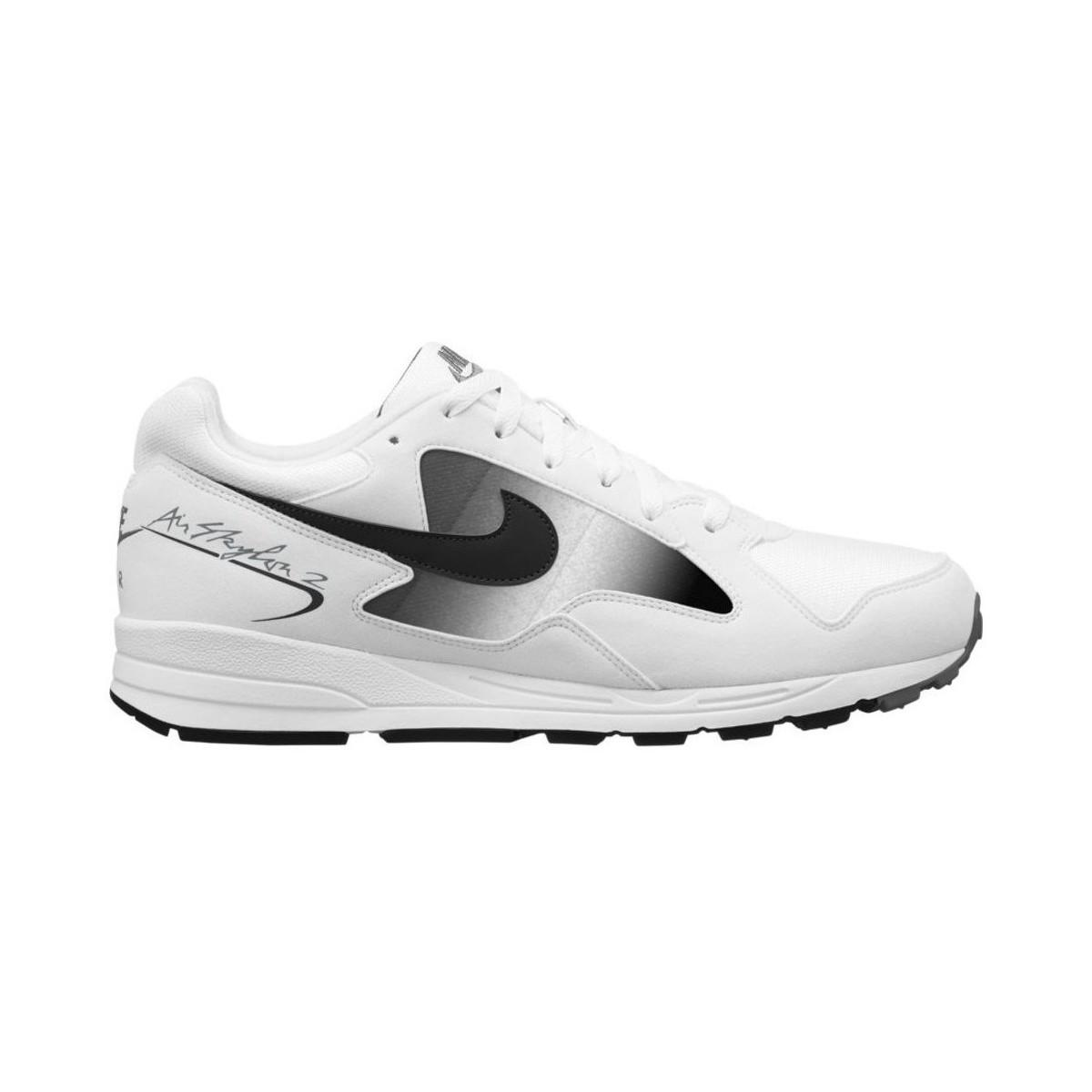 723eac3e46d Nike Air Skylon Ii Men s Shoes (trainers) In White in White for Men ...