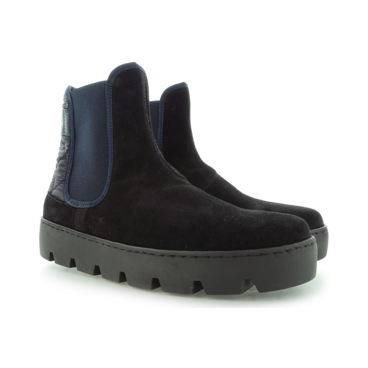 Napapijri Jenny 13753506 Women's Low Ankle Boots In Black