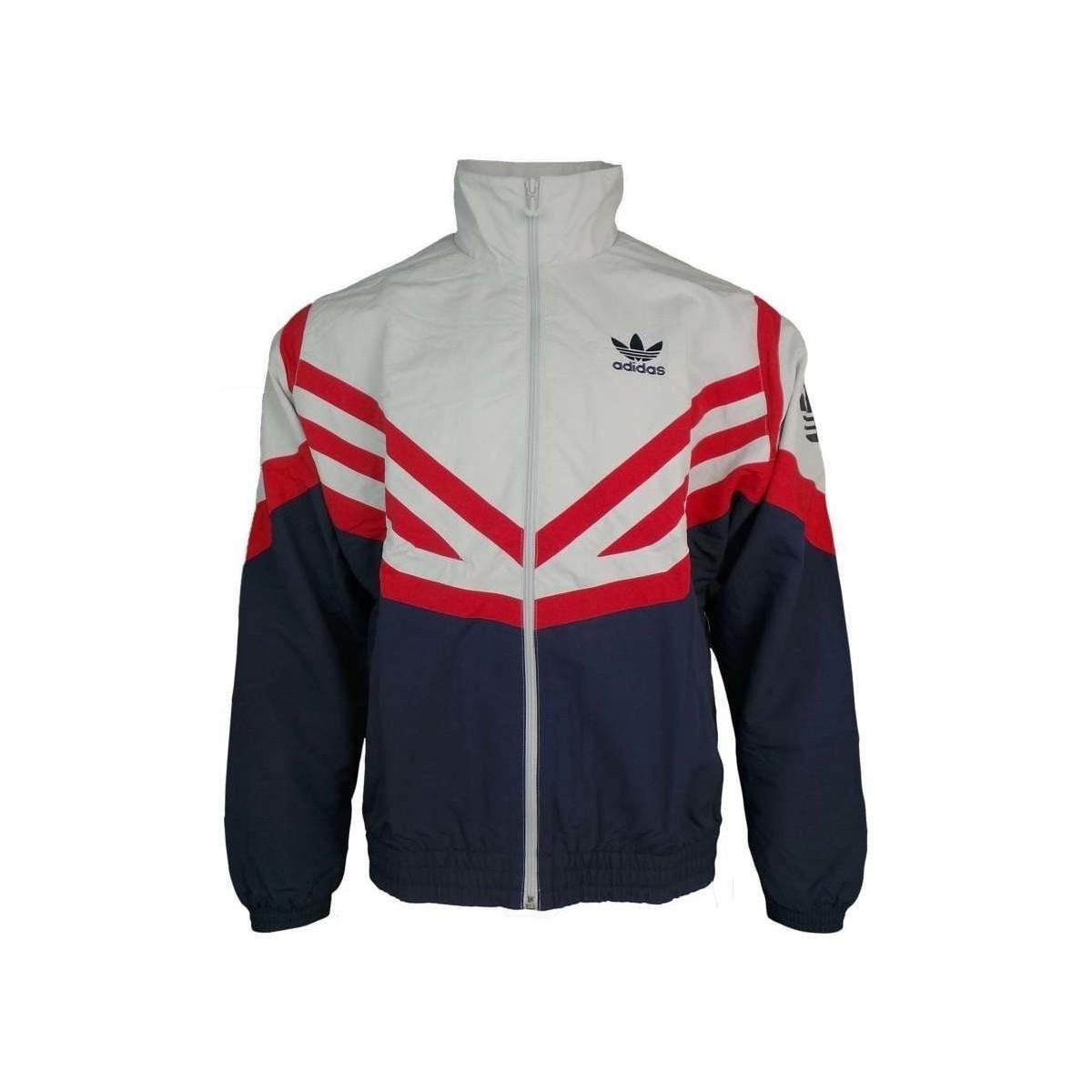 4953e9d256514 Adidas Sportivo Trk Top Men's Jacket In Blue for men