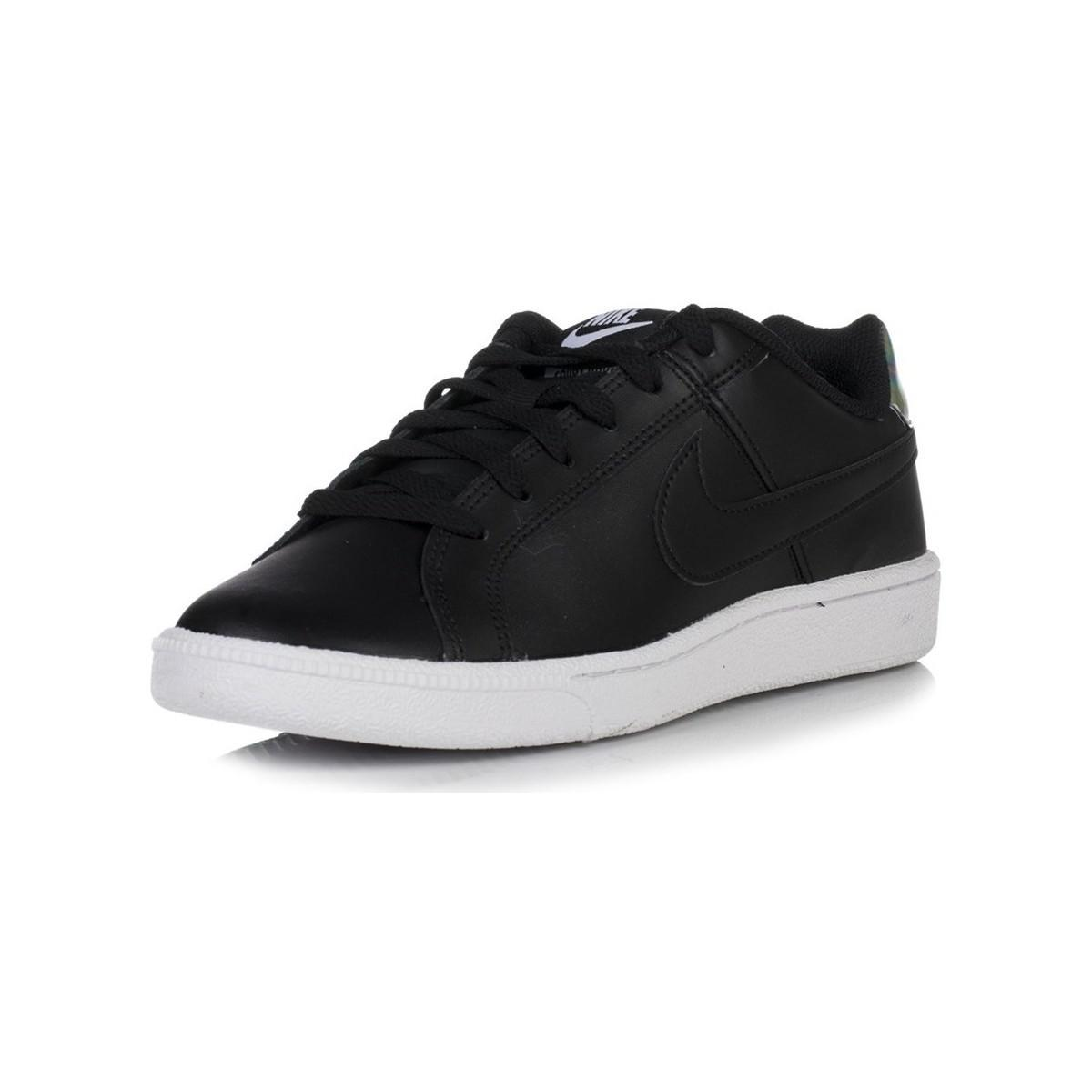 Nike Wmns Court Royale Women's Shoes (trainers) In Black