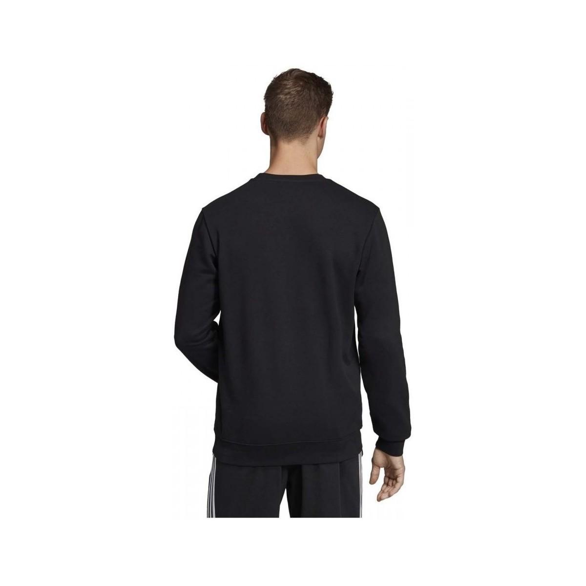 adidas Sweater Celebrate The 90s Brande Negro Logo Blanco Ei5617 in het Zwart voor heren