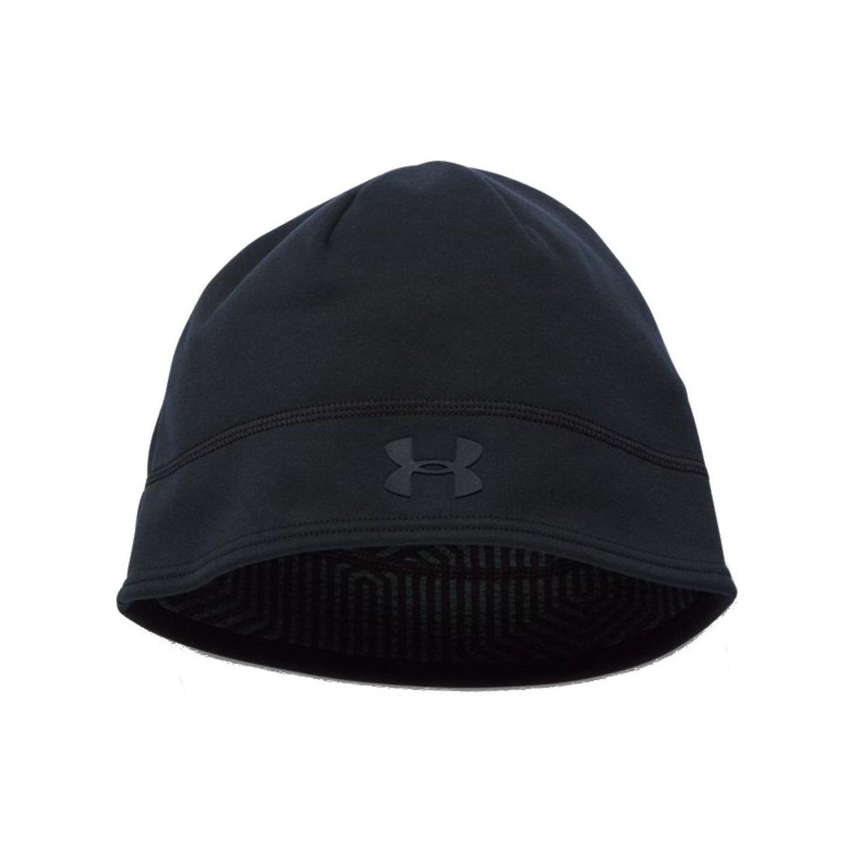 54083e653 Under Armour Womens Elements Fleece Beanie - Black Women's Beanie In Black