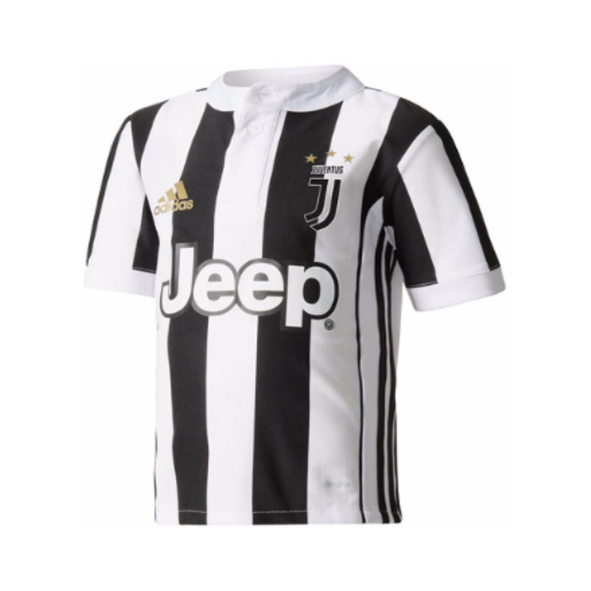 b06eba101 adidas 2017-18 Juventus Home Mini Kit (dybala 10) Men s T Shirt In ...