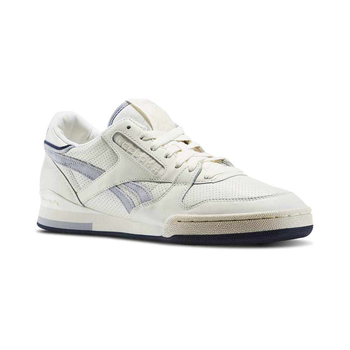 d58c60c1eb8f Reebok Phase 1 Pro Thof Men s Shoes (trainers) In Beige in Natural ...