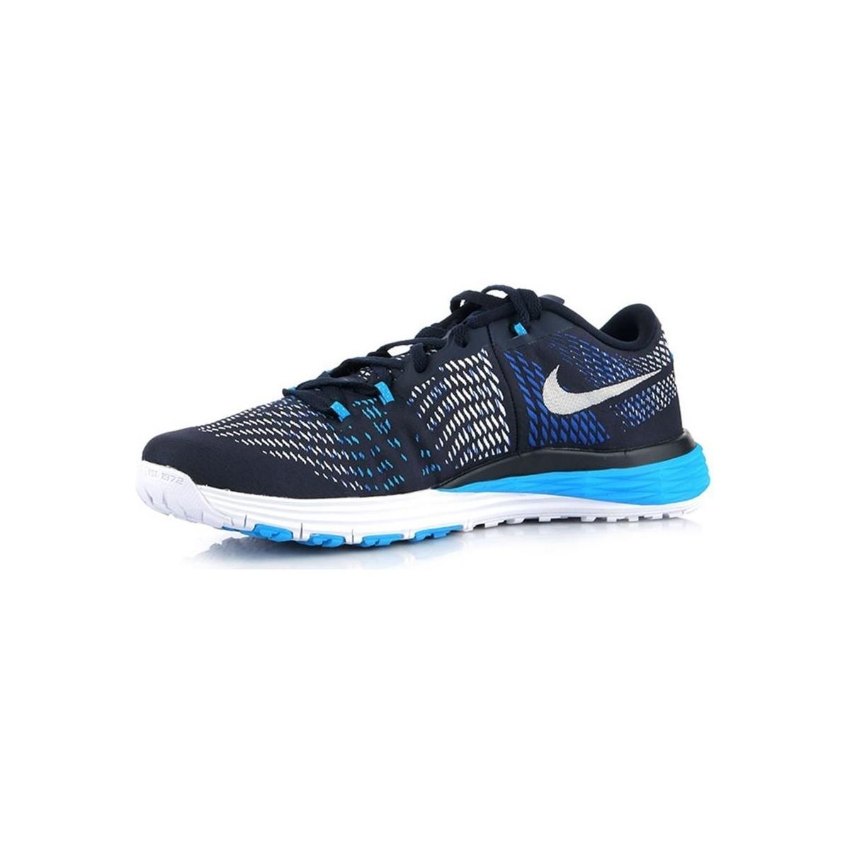Nike Lunar Caldra Men's Shoes (trainers) In Multicolour in Blue for Men