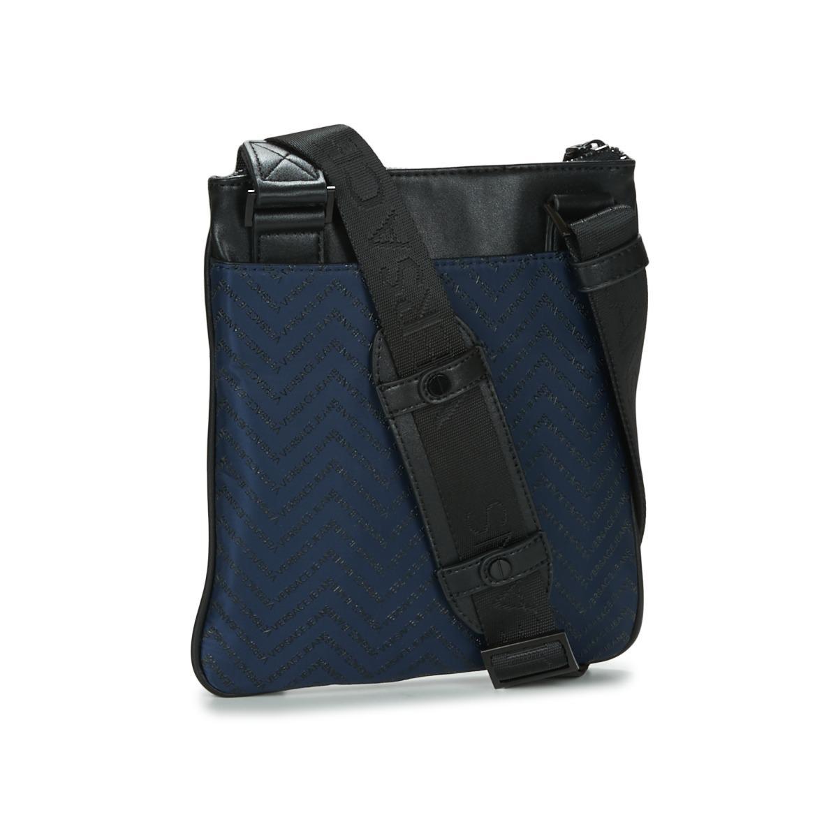 Versace Jeans Yrbb08 Men s Pouch In Blue in Blue for Men - Lyst e5462b016e93f