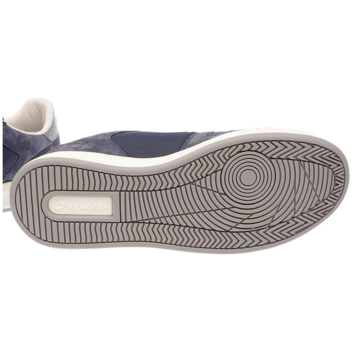 BASKETS HOMME Chaussures Lotto Leggenda pour homme en coloris Bleu sT17