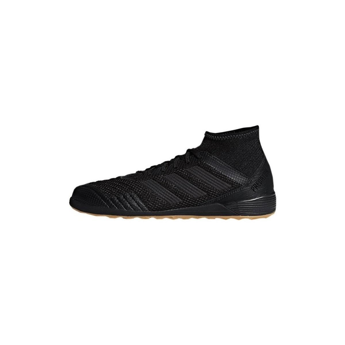 adidas Predator Tango 183 In Men's Shoes (high-top Trainers) In Black for Men