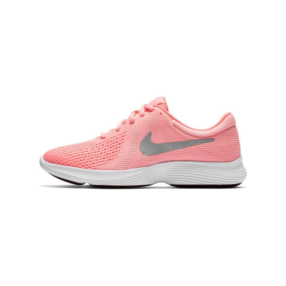 f751e591061f1 Nike Girls  Revolution 4 (gs) Running Shoe 943306 600 Women s ...