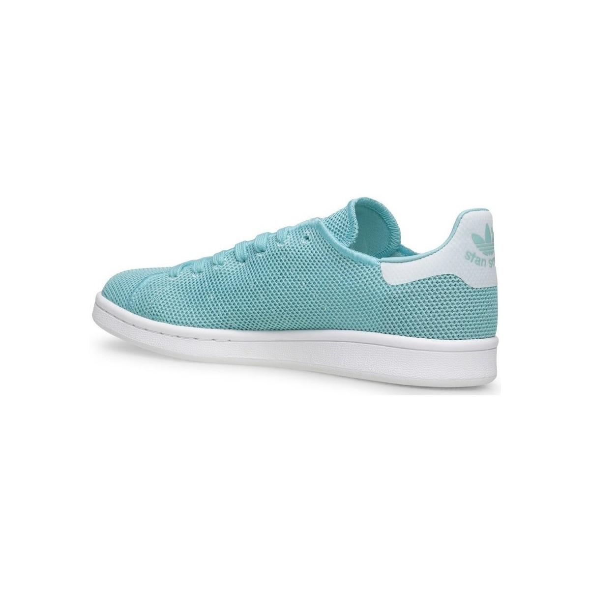 adidas Stan Smith W Women's Shoes (trainers) In Blue