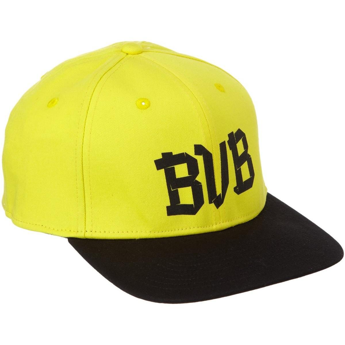 4123dd1a PUMA 2016-2017 Borussia Dortmund Stretch Cap Men's Cap In Yellow in ...