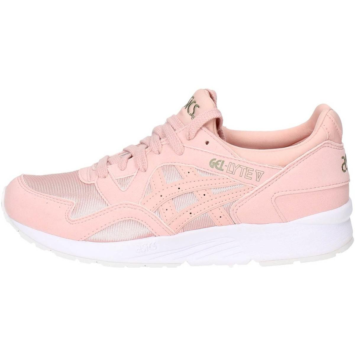 193473a70b49 Asics C541n..1717 Women s Shoes (trainers) In Pink in Pink - Lyst