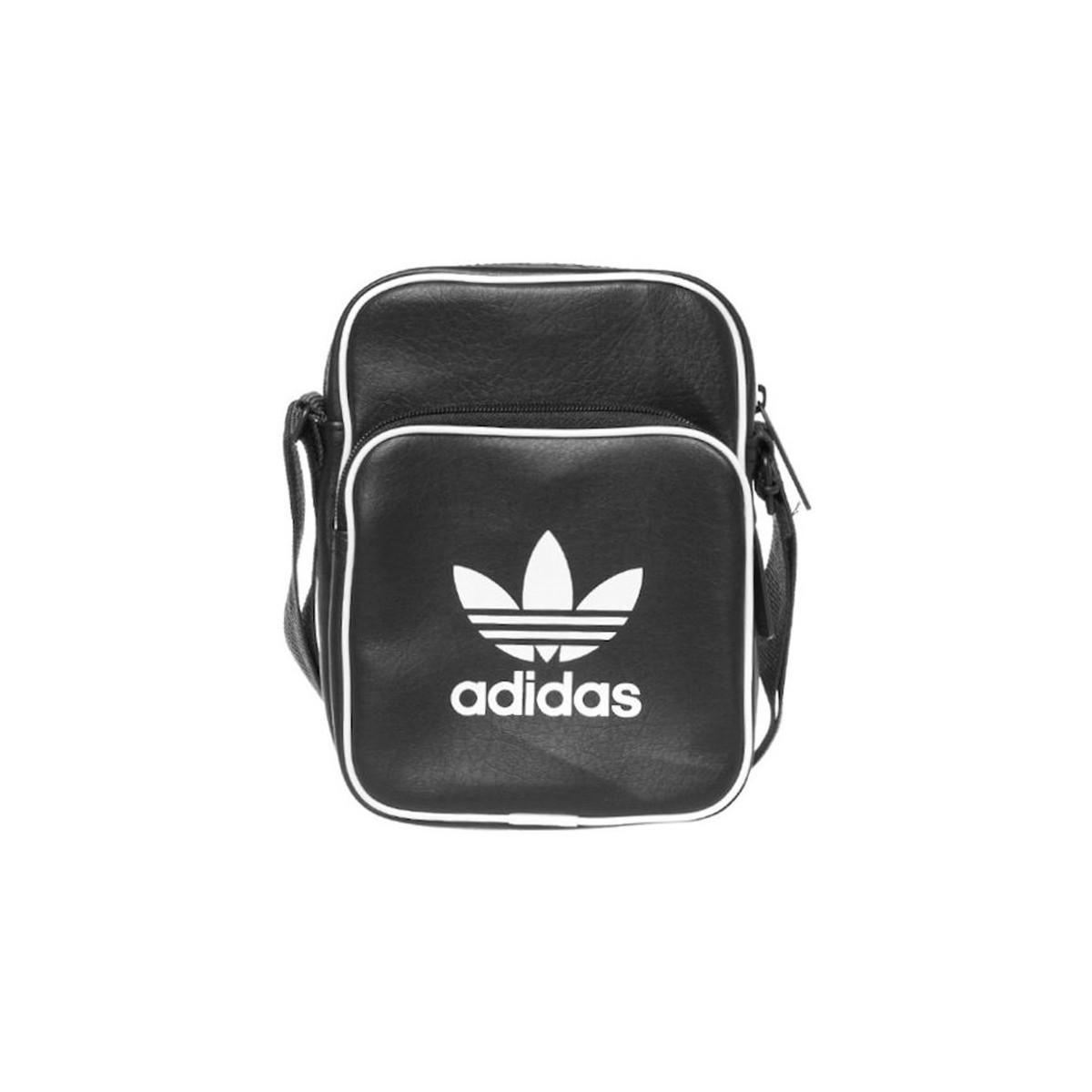 250cd2fef011 adidas Mini Bag Classic Men s Shoulder Bag In Black in Black for Men ...