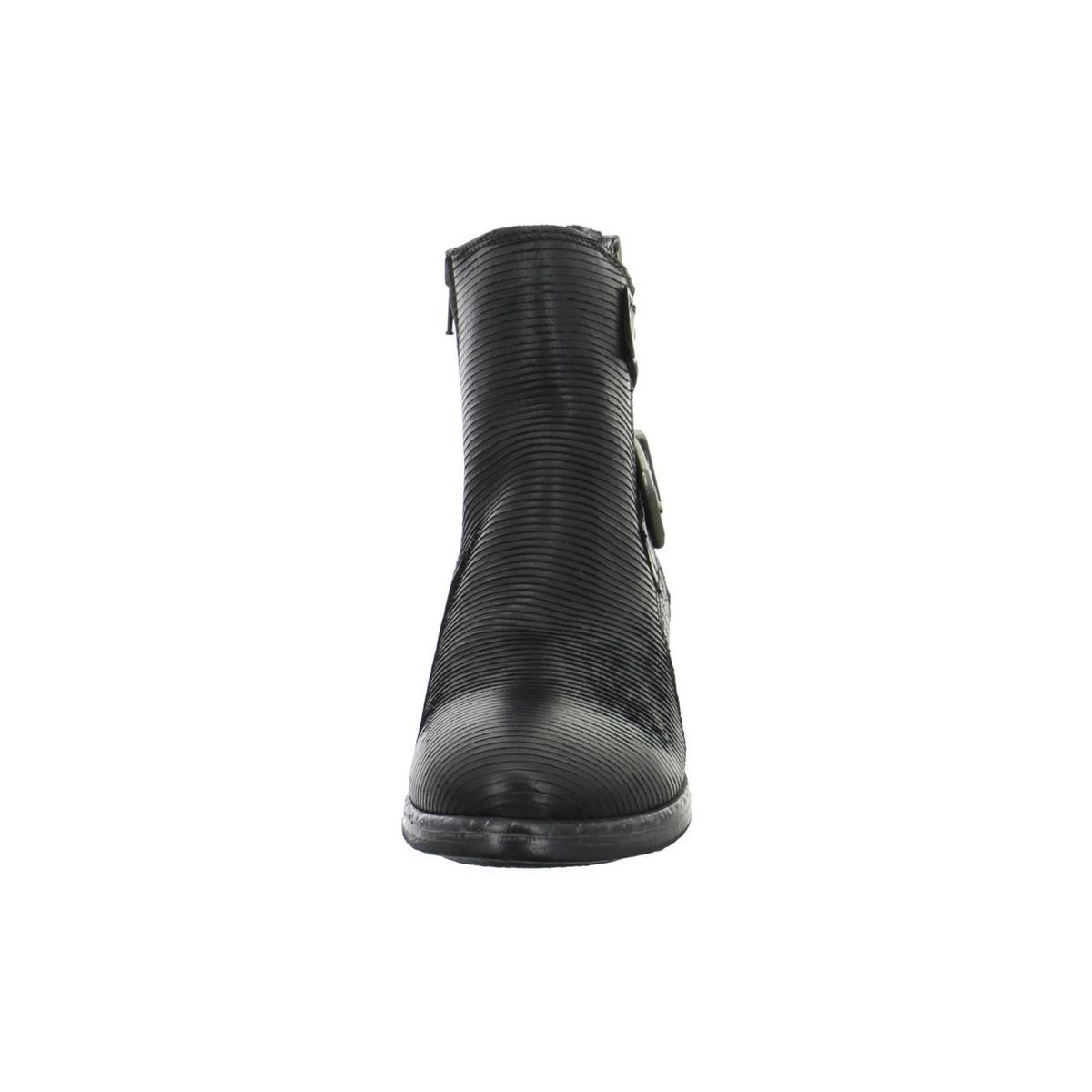 a3355f3bd52 Clarks Sicilly Dove Women's Low Ankle Boots In Black in Black - Lyst