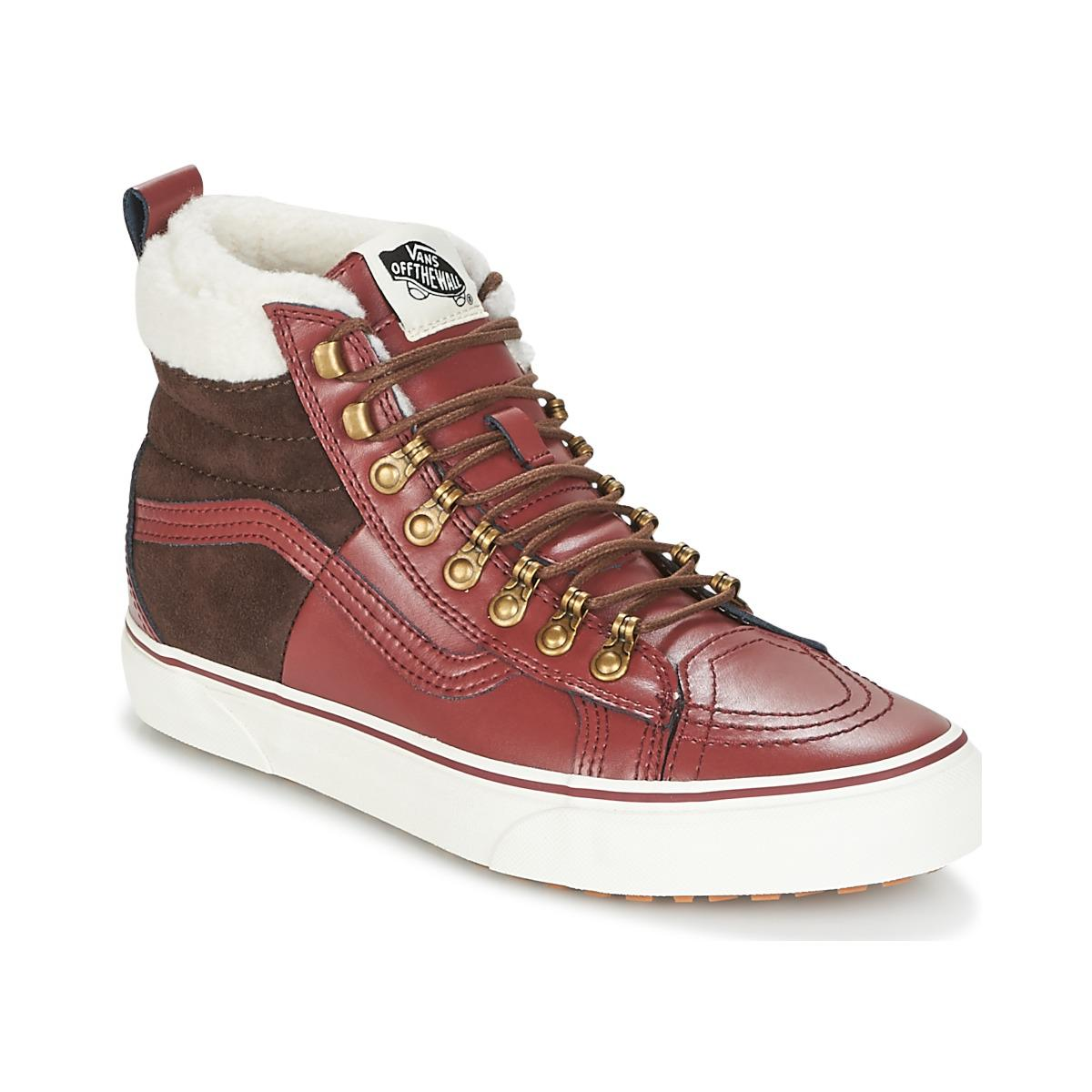 74129598e98 Vans Sk8-hi 46 Mte Dx Shoes (high-top Trainers) in Red - Save 8% - Lyst