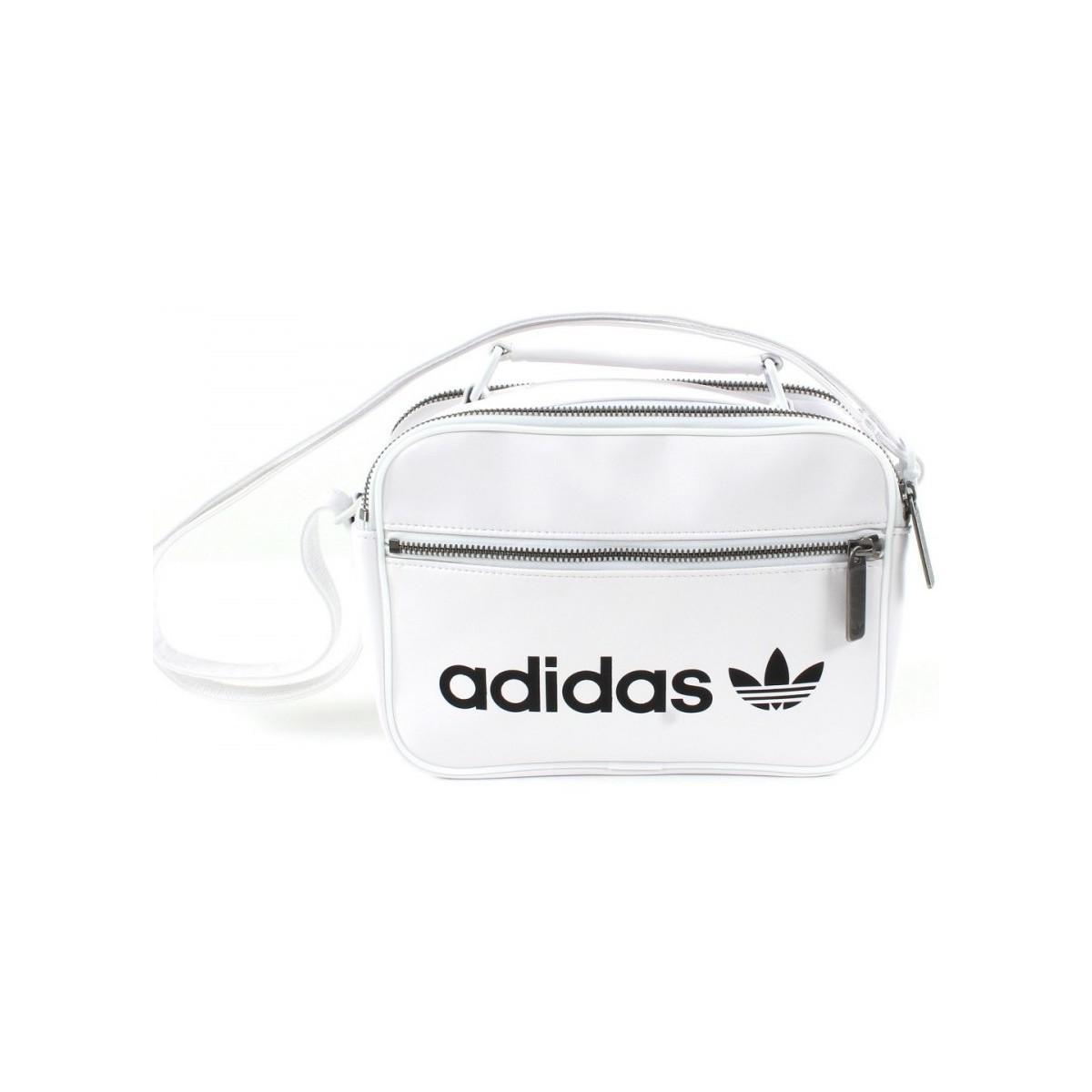 Adidas En Mini Sac Vintage Blanc Femmes White Airliner Coloris Bandouliere thCsrdQ