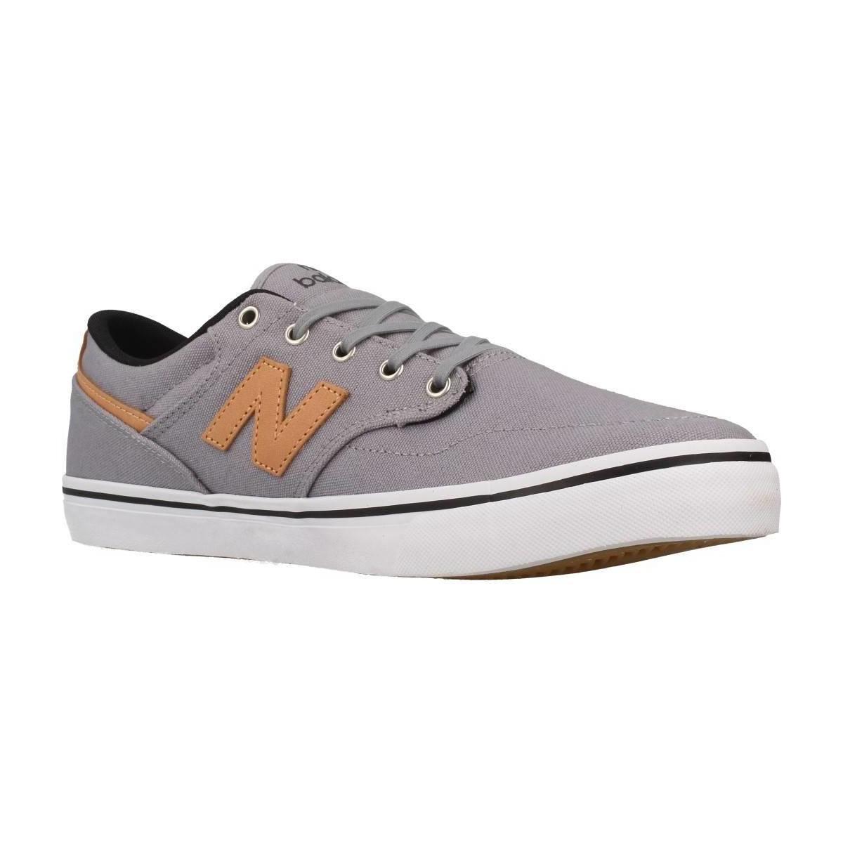 inestable Descodificar Autónomo  New Balance GGA Skate Style Men's Shoes (trainers) In Grey in Gray ...