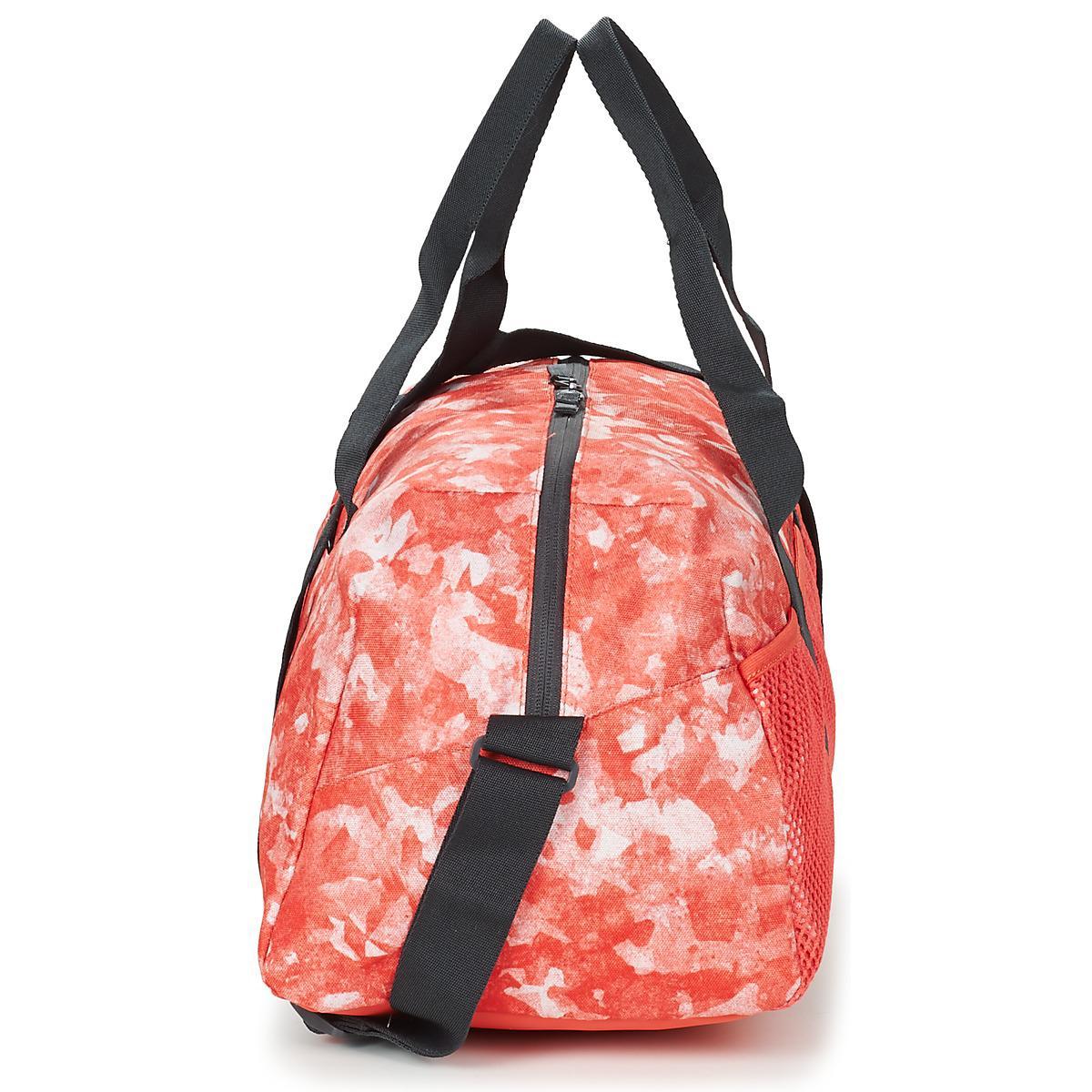 0500d186 Adidas Training Duffle Small Women's Sports Bag In Orange