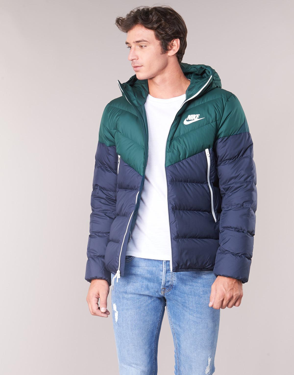 5ca08c7477 Nike Sportup Jacket in Blue for Men - Lyst