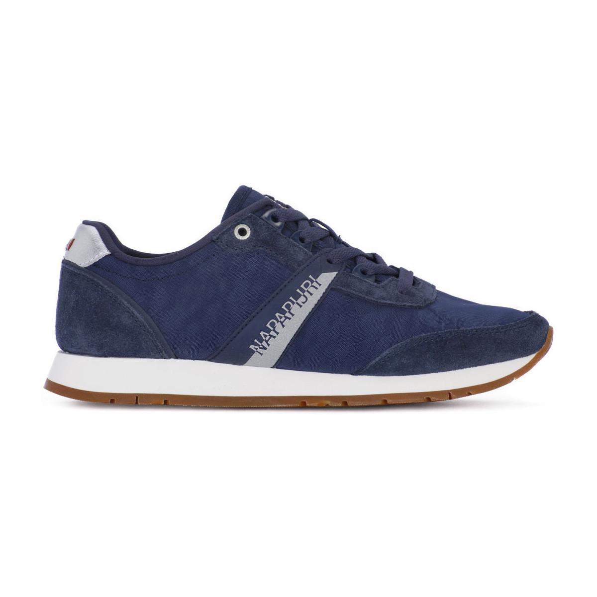 Napapijri N65 Rabina Women's Shoes (trainers) In Blue
