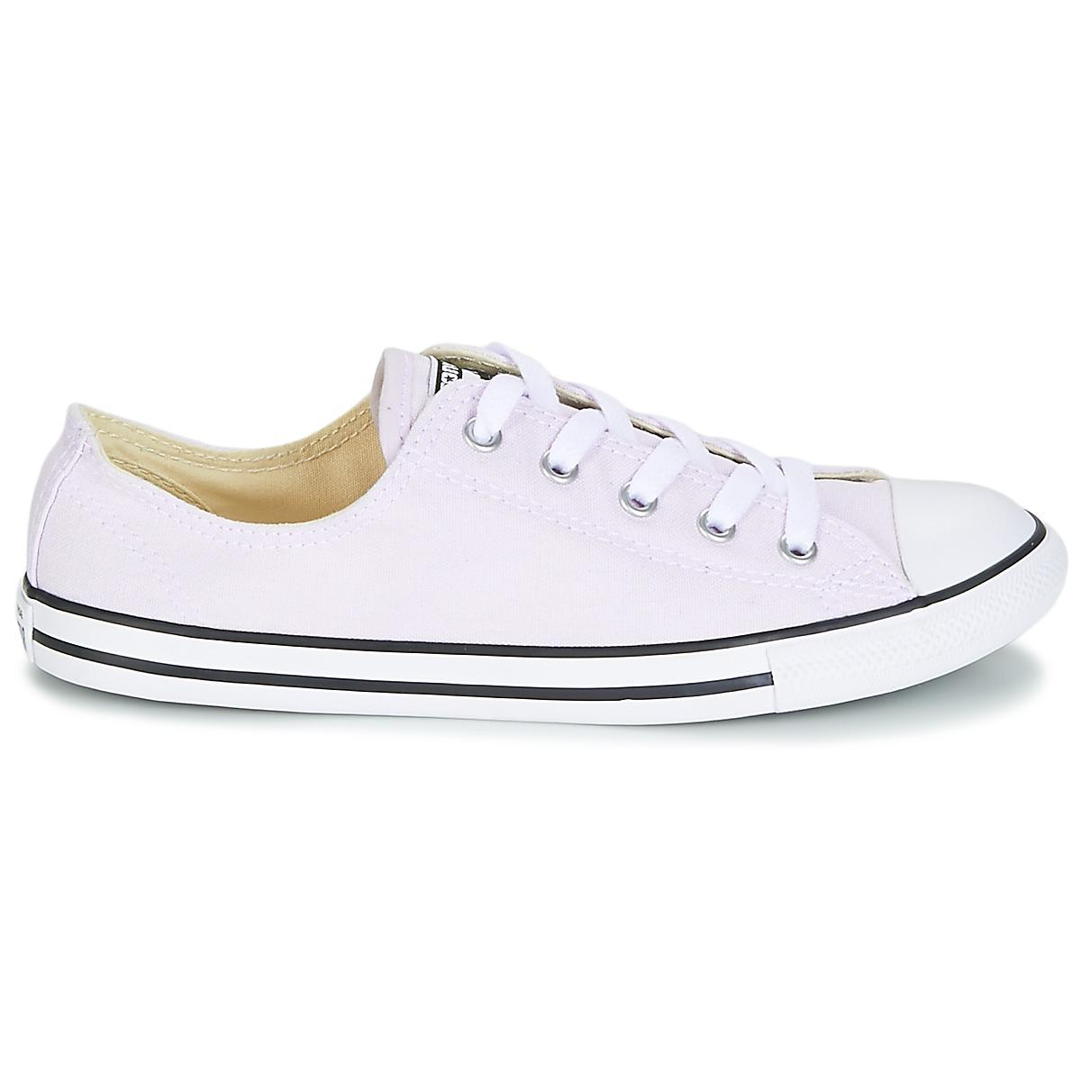 converse all star dainty canvas