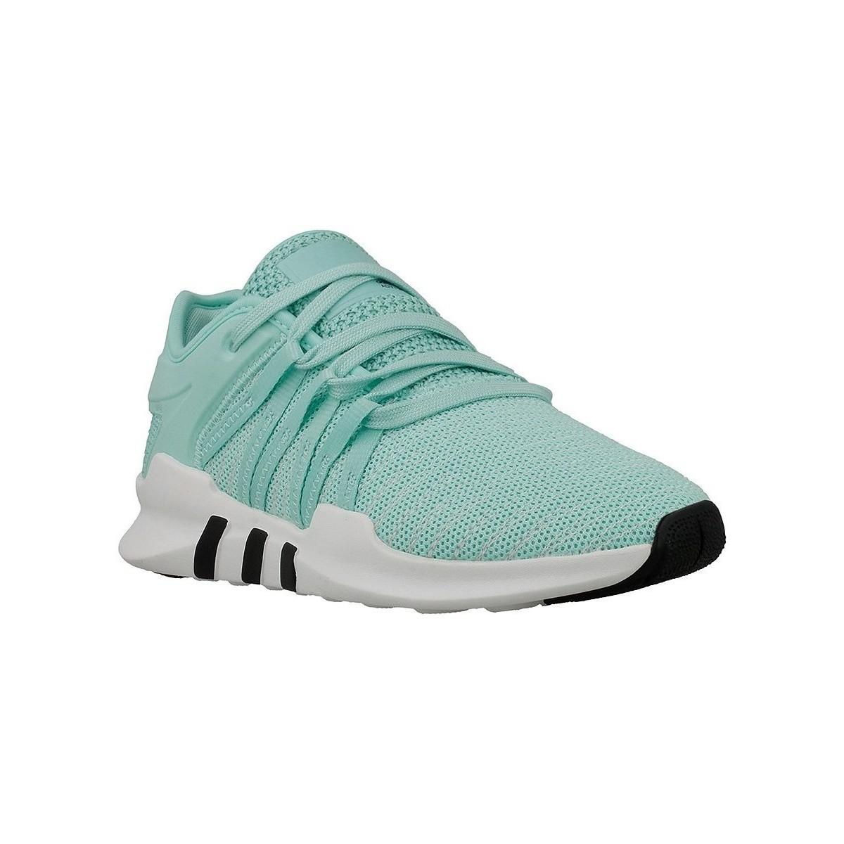 best service bf1e1 cef27 Adidas Eqt Racing Adv W Women s Shoes (trainers) In Blue in Blue - Lyst