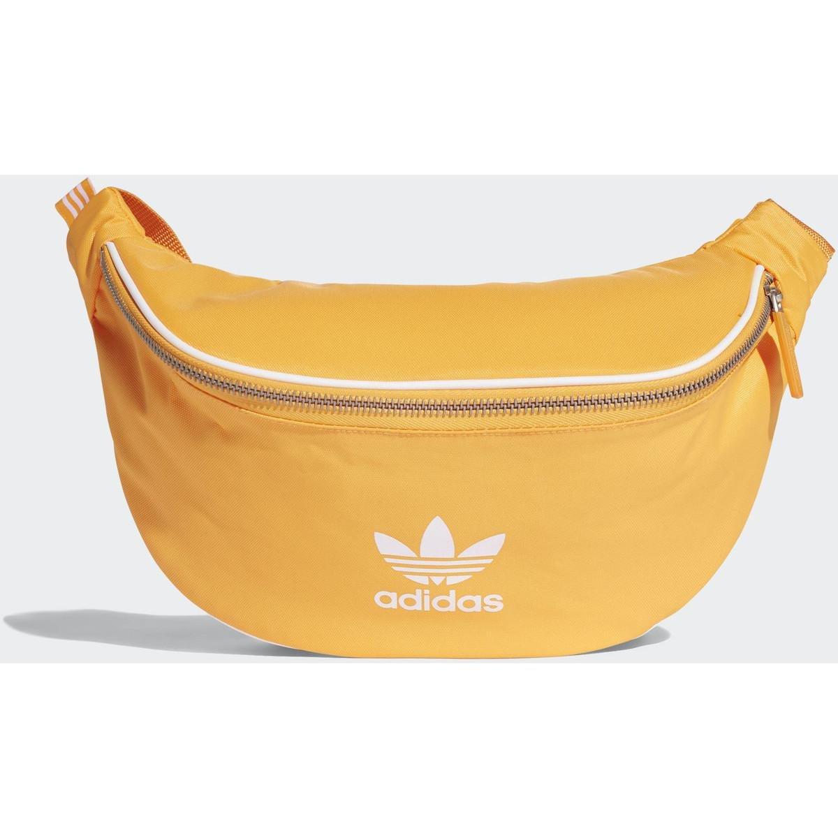 1c5975f9a Sac banane femmes Sac banane en jaune Adidas pour homme en coloris Yellow