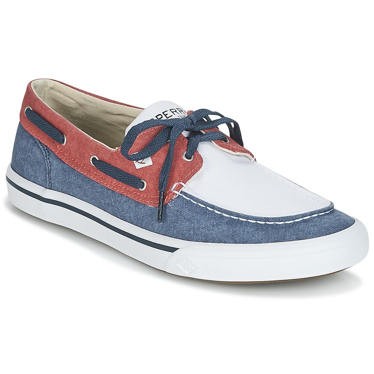 Hasil gambar untuk Sperry Striper 2 Boat Shoes