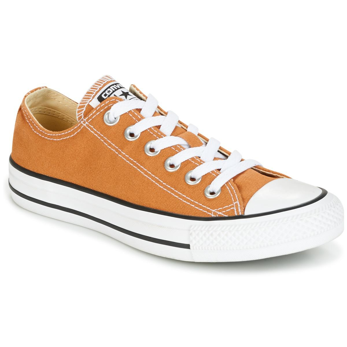 Converse Chuck Taylor All Star Ox W Trainers Color Orange  Women