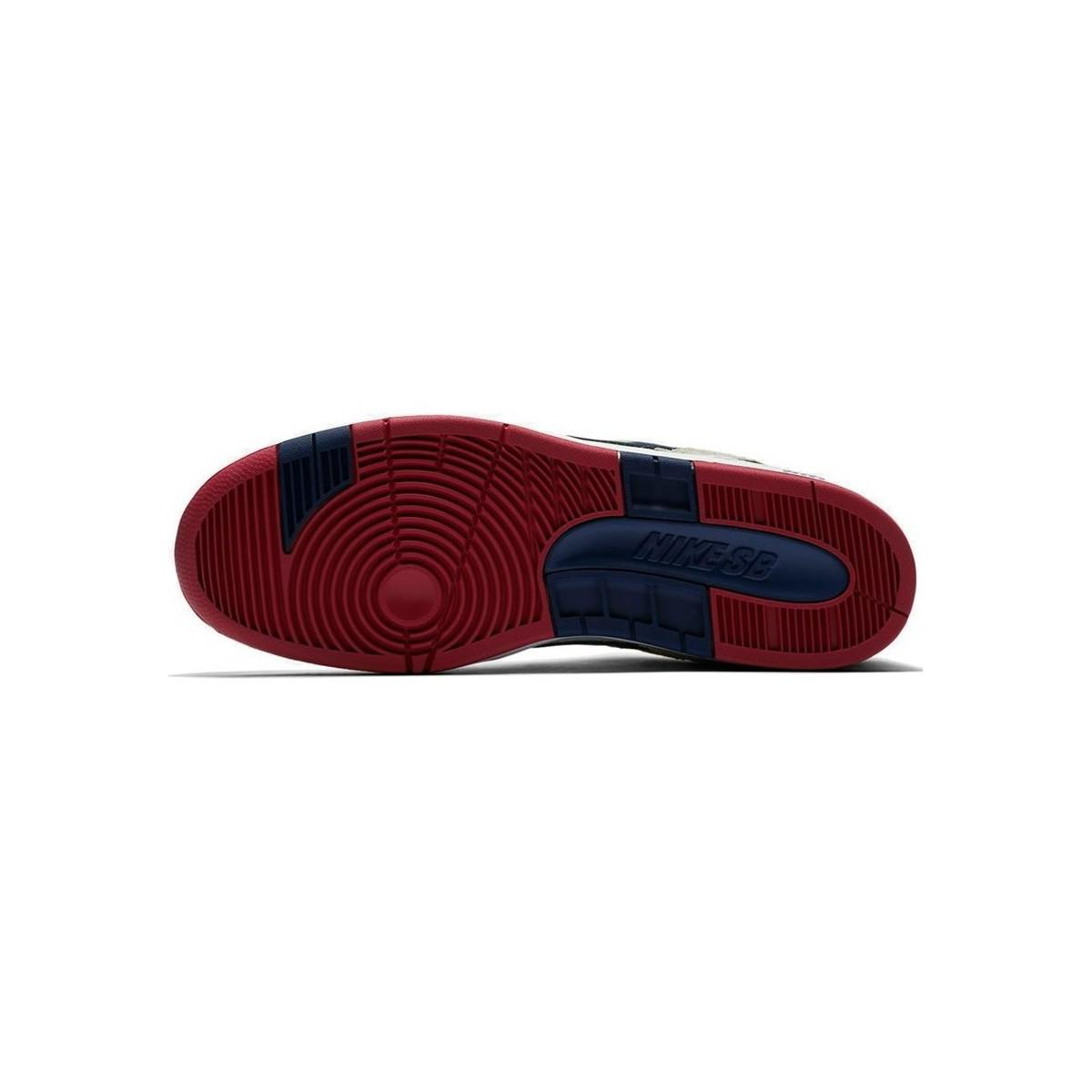 Nike Sb Air Force Ii Low Men's Skateboarding Shoe in White for Men