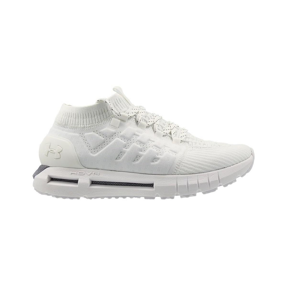 a231e0a2673 Under Armour Hovr Phantom Men's Shoes (high-top Trainers) In White ...