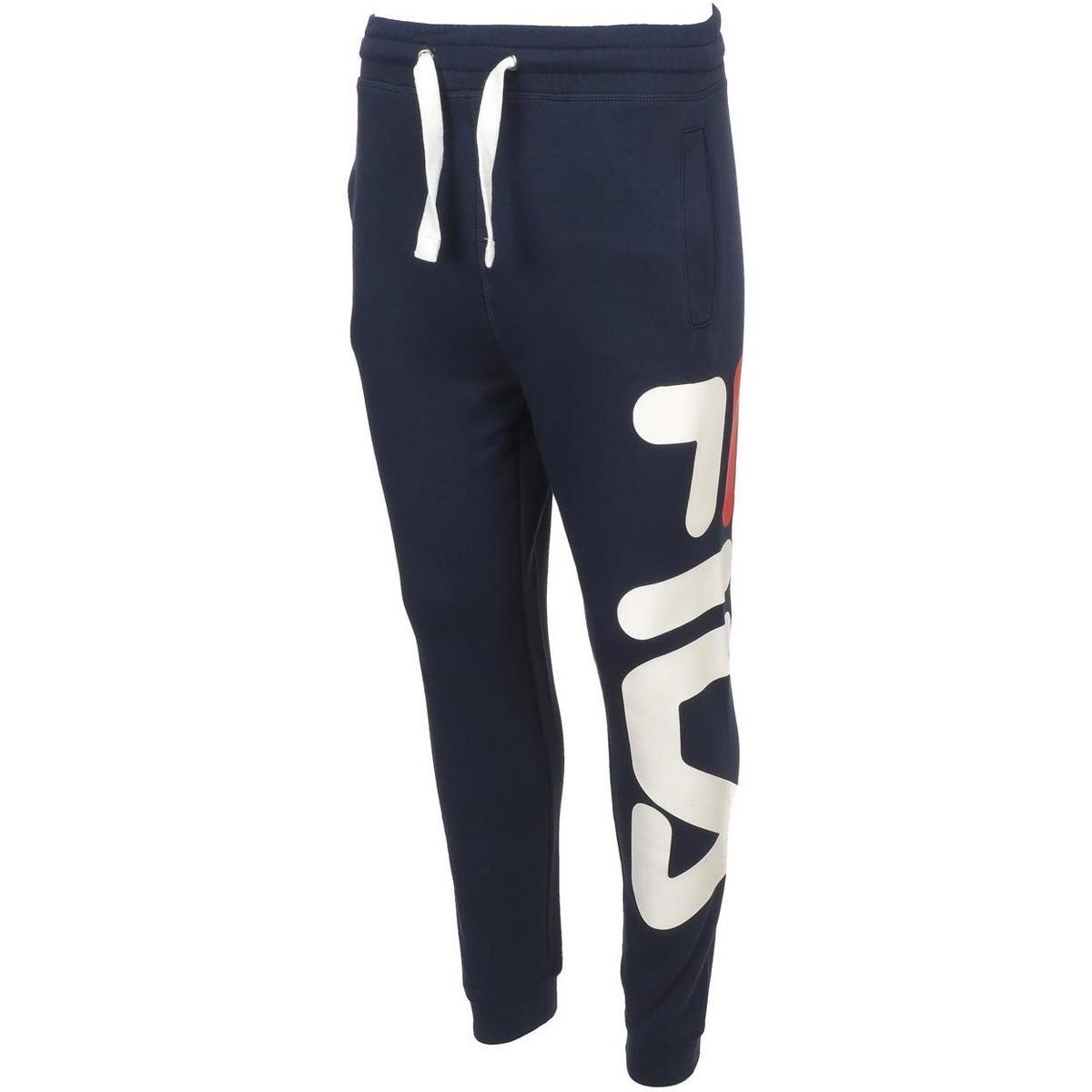 3cfd612fefb Lyst - Pure basic pant nv hommes Jogging en bleu Fila pour homme en ...