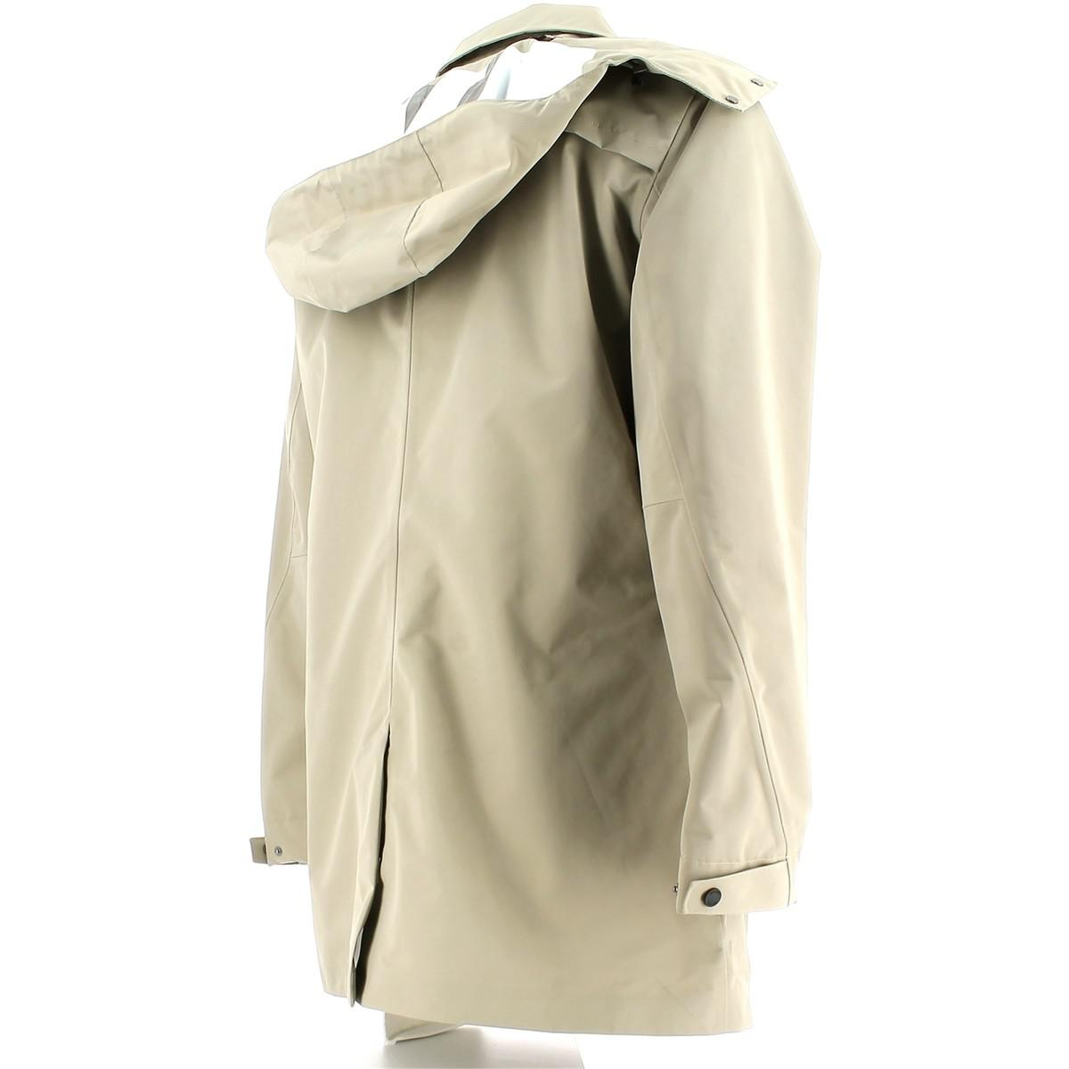 Geox M5221c T1836 Jacket Man Mid Sand Men's Jacket In Beige in Natural for Men